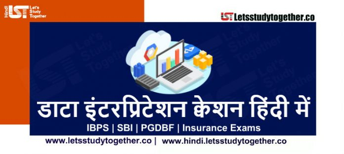 Data Interpretation Questions in Hindi for Bank Exam | Set – 1
