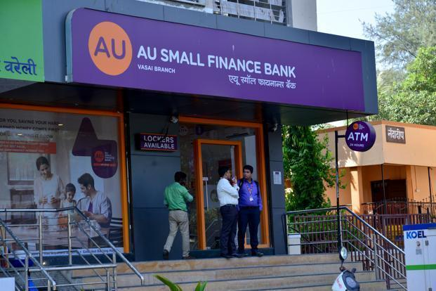Small Finance Banks in India - Au Small Finance Bank