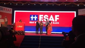 Small Finance Banks in India - ESAF Small Finance Bank