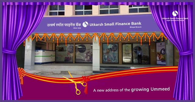 Small Finance Banks in India - Utkarsh Small Finance Bank