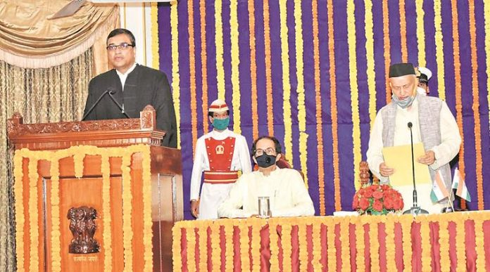 Justice Dipankar Datta sworn in as Chief Justice of Bombay High Court (HC)