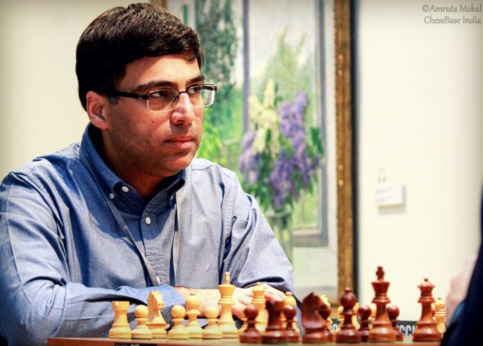 Viswanathan Anand Named Ambassador of World Wide Fund (WWF) India