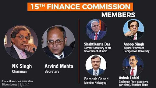 Advisory Council of the 15th Finance Commission has been scheduled to meet on 23-24 April 2020