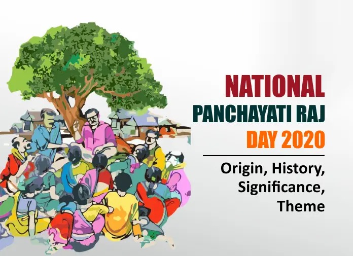 National Panchayati Raj Day Is Observed On 24 April Every Year