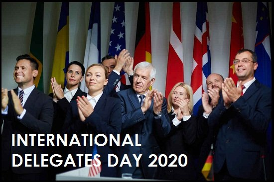 International Delegates Day Is Observed On 25 April Globally Every Year