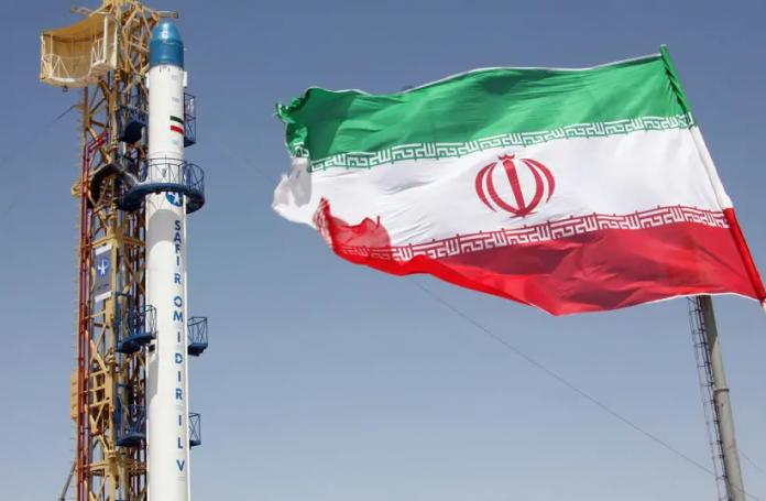 Iran Launched Its First Military Satellite Called