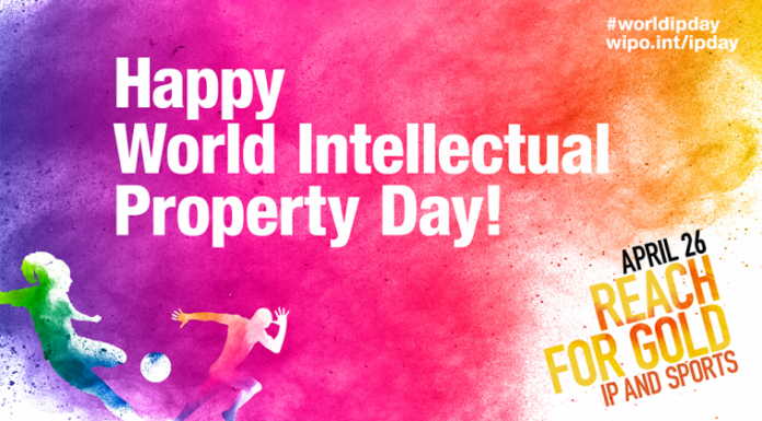 World Intellectual Property Day is observed on 26 April and its Theme