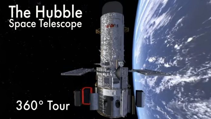 Hubble Space Telescope celebrates the 30th anniversary on 24 April