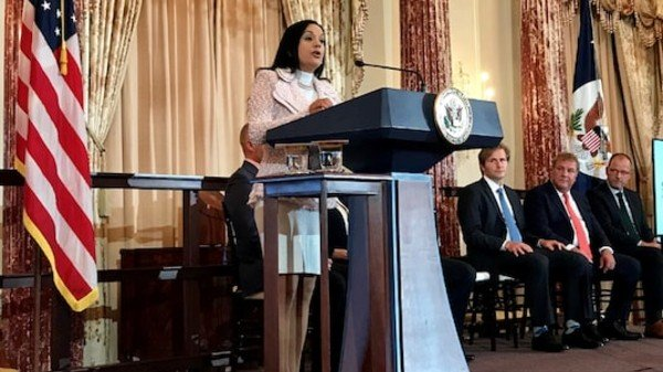 US President Trump Nominated Indian-American Manisha Singh As US Envoy To OECD