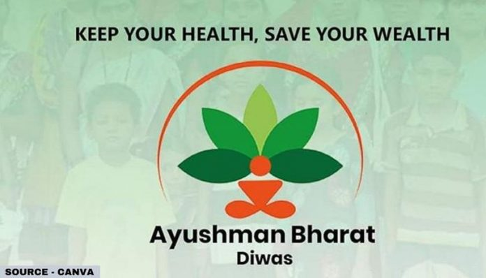 Ayushman Bharat Diwas is celebrated on April 30