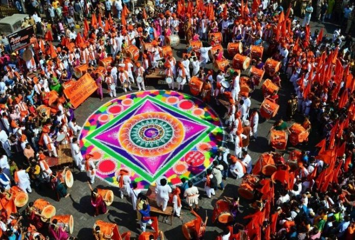 Gujarat and Maharashtra celebrates state formation day on 1 May